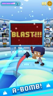 Blocky Baseball apk screenshot