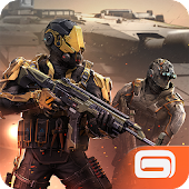 Modern Combat 5 eSports FPS APK for Bluestacks