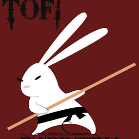 Tofi Rabbitry by Kaylana Fief - Logos All Logos ( rabbit, breeding rabbits, showing rabbits )