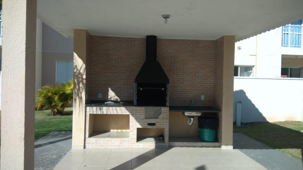 Apartamento à Venda - Chácara Roselândia