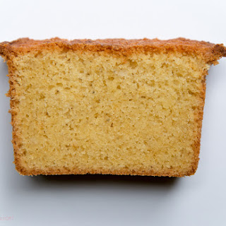 Classic Pound Cake with Vanilla
