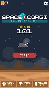 Space Corgi - Dogs and Friends APK for Bluestacks