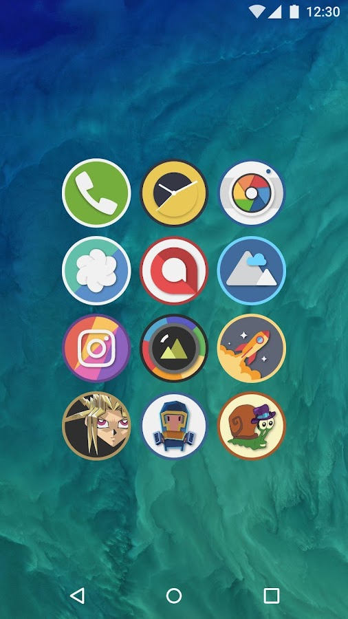 Circly - Pixel Icon Pack Screenshot
