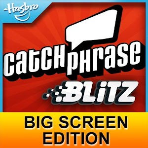 CATCH PHRASE Blitz Big Screen