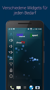 Smart TV Remote Screenshot