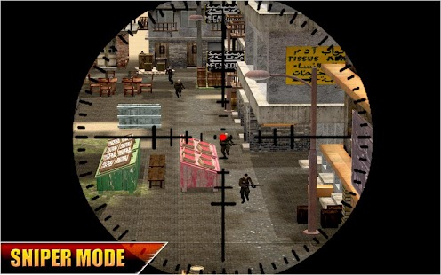 Game Commando Sarah 3 : Action Game APK for Windows Phone