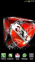 Screenshot of 3D Independiente Wallpaper