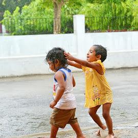 by Sathyanarayanan Shanmugam - Babies & Children Children Candids