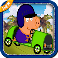 Game Pep Pig Pink Car apk for kindle fire