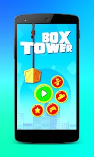 Box Tower : Stack Up n Balance - screenshot