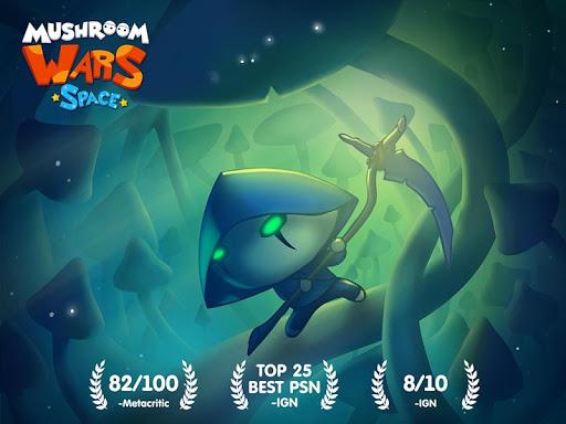Mushroom Wars: Space! - screenshot