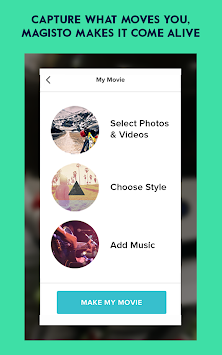 Magisto – Magico Video Editor APK screenshot thumbnail 7