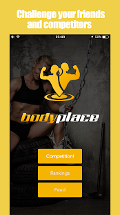 Body Place Fitness app screenshot for Android
