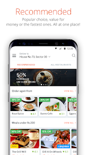 foodpanda: Food Order Delivery APK for Bluestacks