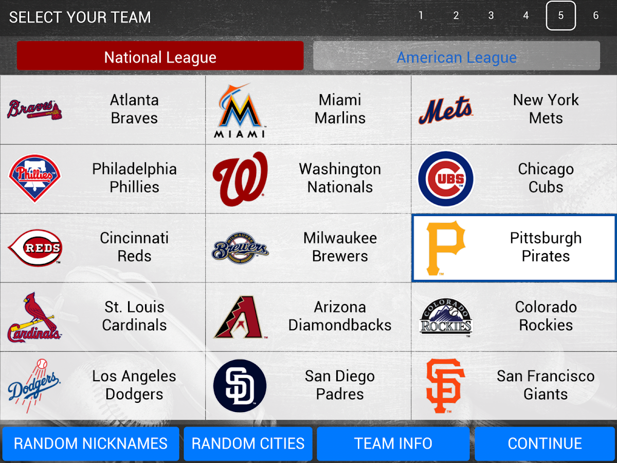 MLB Manager 2016 Screenshot 7
