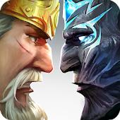 Age of Kings: Skyward Battle APK for Bluestacks