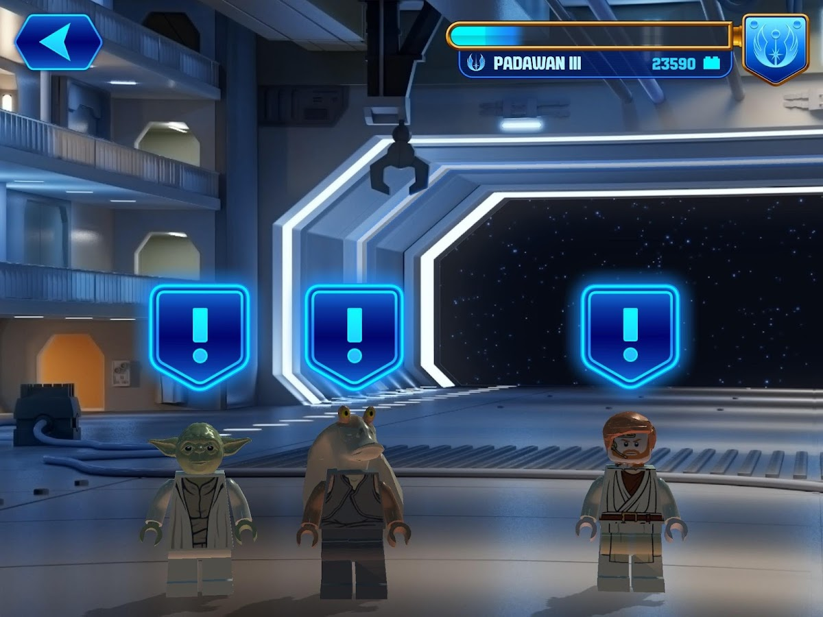 LEGO® Star Wars™ Force Builder Screenshot 4