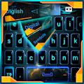 Free Electric Keyboard theme APK for Windows 8