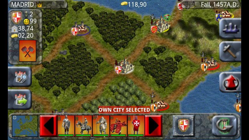 Never To Be Konkered Strategy 1.6.2