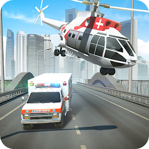 Ambulance & Helicopter Heroes For PC