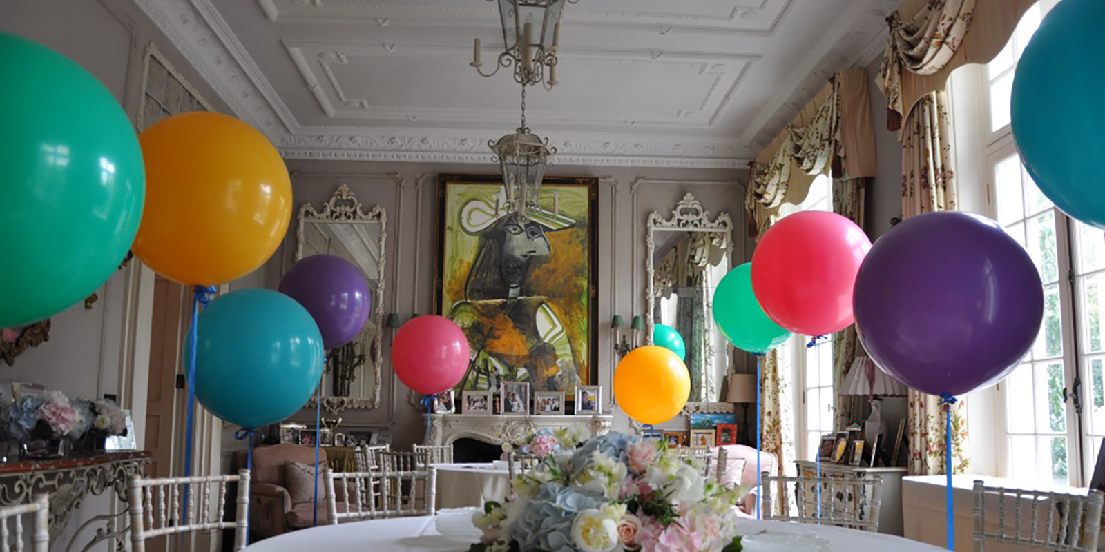 Specialty Helium Balloons in London