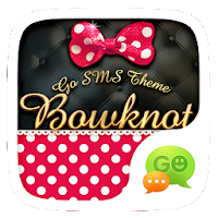 (FREE) GO SMS BOWKNOT THEME For PC (Windows And Mac)