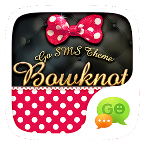 (FREE) GO SMS BOWKNOT THEME For PC
