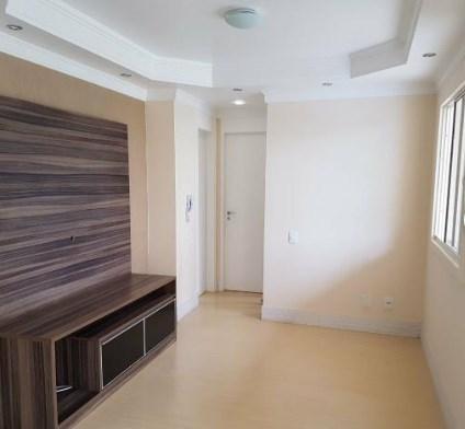 Apartamento com 2 dormitórios à venda, 56 m² por R$ 243.800,00 - Parque Villa Flores - Sumaré/SP