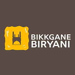 Bikkgane Biryani, Vasant Kunj, Vasant Kunj logo