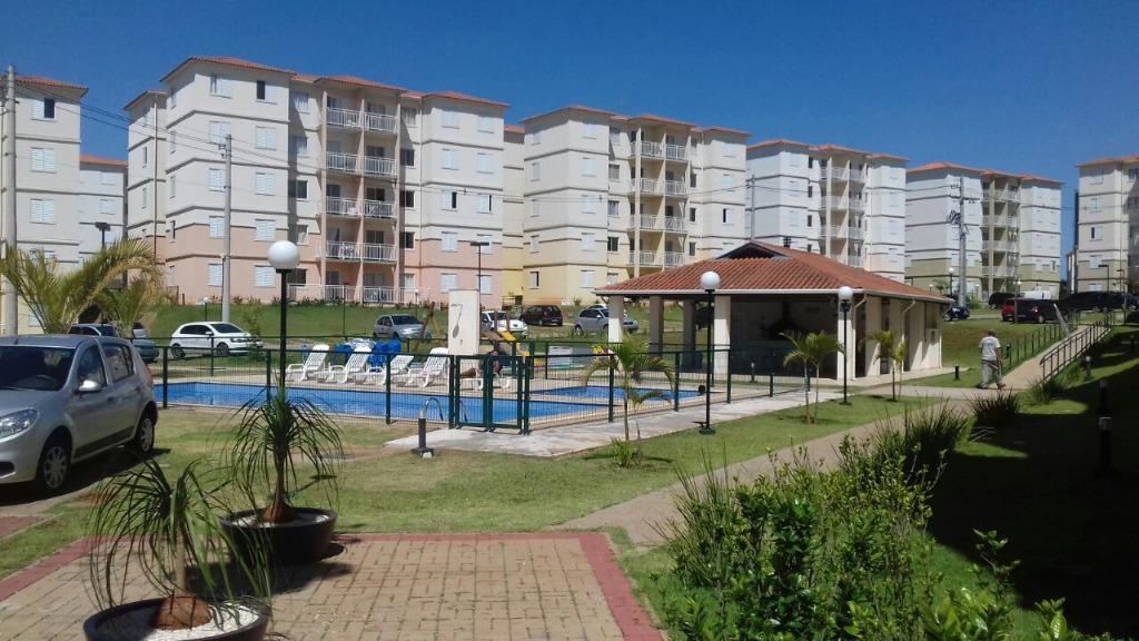 Apartamento à venda, 53 m² por R$ 235.000,00 - Jardim Nova Veneza - Sumaré/SP