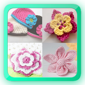 Crochet Flower Idea