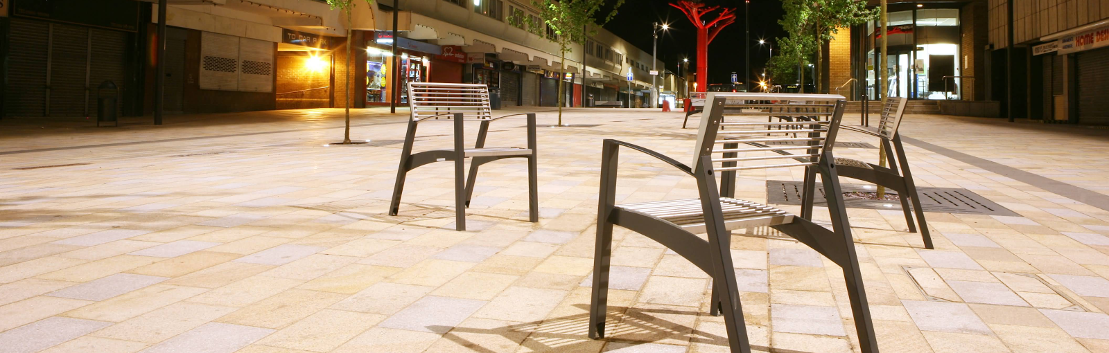 External & Urban Area Lighting Design Service