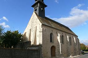 photo de La Foret Sainte Croix