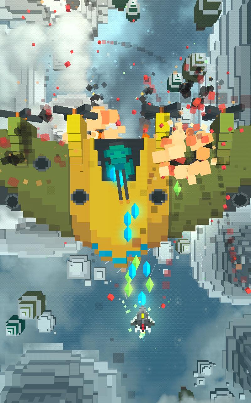 Retro Shooting: Free Arcade Shooter Games - shmup Screenshot 19