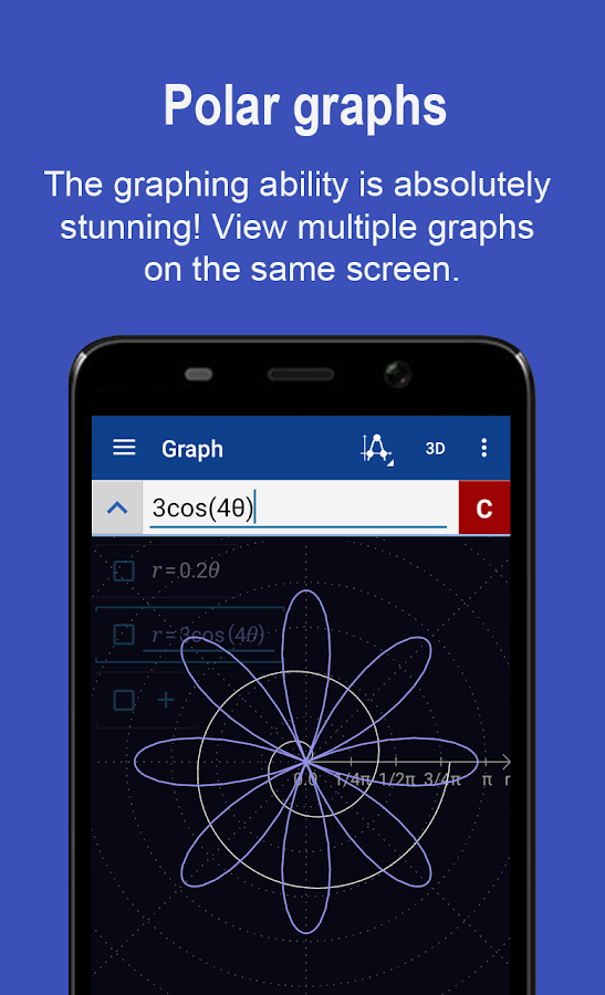 Graphing Calculator + Math PRO Screenshot 5