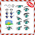 How To Draw Manga Eyes APK baixar