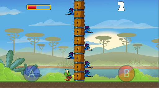 Timber Fantasy screenshot 1