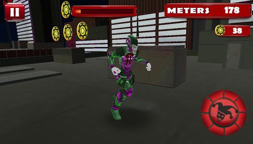 Rise of the Iron Bat screenshot 4