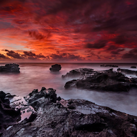 closing day by Raung Binaia - Landscapes Sunsets & Sunrises