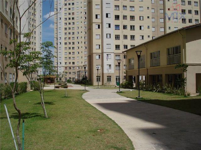 Apto 2 Dorm, Vila Augusta, Guarulhos (AP3746) - Foto 7