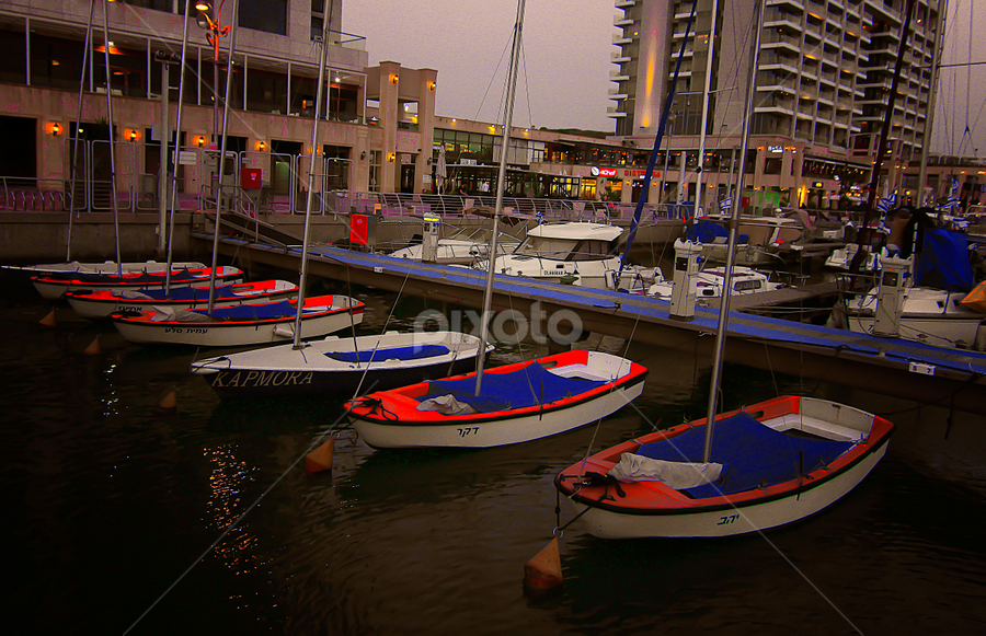 marina by Abu Abdullah - Transportation Boats ( boats, transportation )