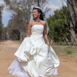 Yesterday, today, tomorrow by Lodewyk W Goosen-Photography - Wedding Bride ( wedding photography, wedding photographers, wedding, wedding photos, wedding photographer, bride )