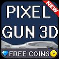 Cheats for Pixel Gun 3d prank APK for Kindle Fire
