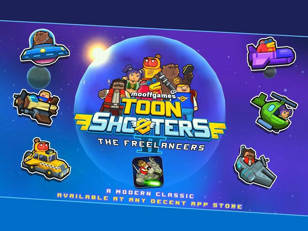 Toon Shooters 2: Freelancers Screenshot 11