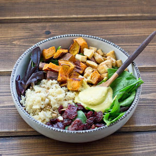 Vegetarian Power Bowl
