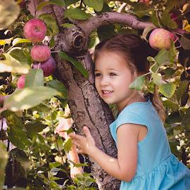 Apple pickin' by Michelle Sorel - Babies & Children Toddlers