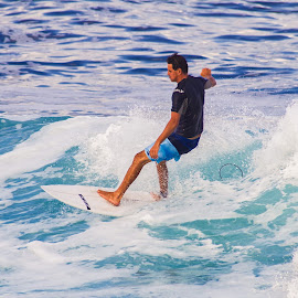 Surfing4 by Mark Holden - Sports & Fitness Surfing