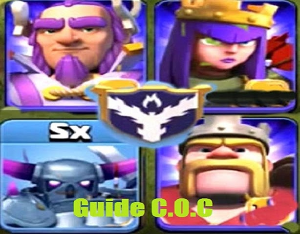 android Guide COC cheat clashofclans Screenshot 0