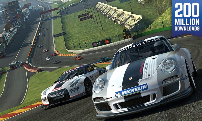 Real Racing  3 Android App Screenshot
