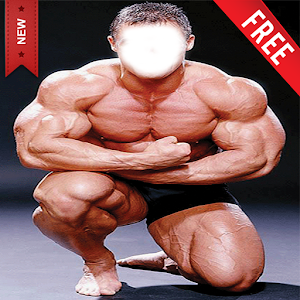 Body Builder Photo Maker